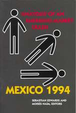 Mexico 1994: Anatomy of an Emerging-Market Crash