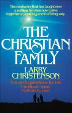 The Christian Family:  Sustaining School and District Leadership in a Turbulent Era