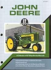 John Deere Shop Manual Jd-201 (I & T Shop Service)