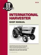 International Harvester Shop Manual Series 3088 3288 3488 Hydro +