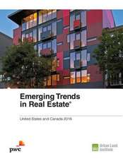 Emerging Trends in Real Estate 2018: United States and Canada
