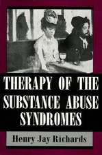 Therapy of the Substance Abuse