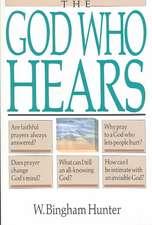 God Who Hears
