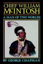 Chief William McIntosh