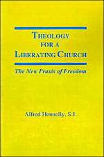 Theology for a Liberating Church