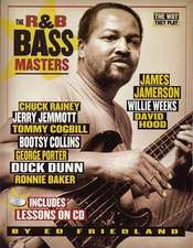 The Ramp;B Bass Masters