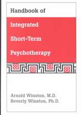 Handbook of Integrated Short-Term Psychotherapy