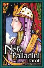 The New Palladini Tarot:  78-Card Deck