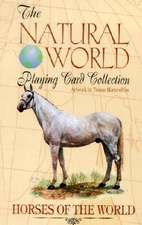 Horses of the World Card Game