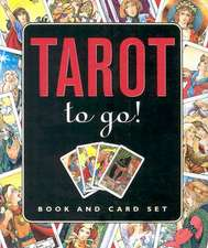 Tarot to Go Bk & Mini Deck [With Mini Deck]
