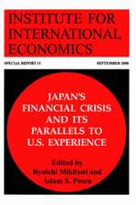 Japan`s Financial Crisis and Its Parallels to U.S. Experience