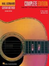 Hal Leonard Guitar Method, - Complete Edition: Book Only
