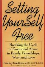 Setting Yourself Free:  Mothers, Daughters, Stepmothers - The New Triangle
