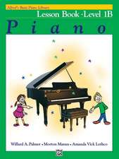 Alfred's Basic Piano Course Lesson Book, Bk 1b