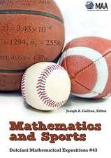 Mathematics and Sports