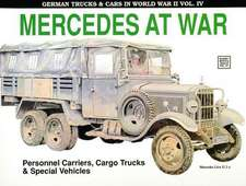 German Trucks & Cars in WWII Vol.IV Mercedes at War:  Long Gun Versions