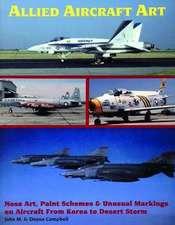 Allied Aircraft Art