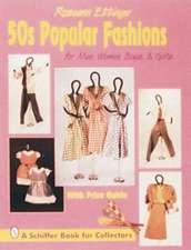 50's Popular Fashions