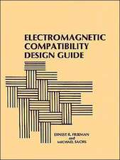 Electromagnetic Compatibility Design Guide:  For Avionics and Related Ground Support Equipment