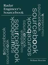 Radar Engineer's Sourcebook