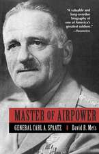 Master of Airpower:  Theory and Practice