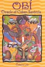 Obi:  Oracle of Cuban Santeria