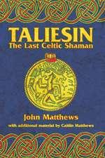 Taliesin: The Last Celtic Shaman