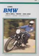 BMW 500 & 600cc Twins 55-69