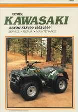 Kawasaki Klf400 Bayou 1993-1999