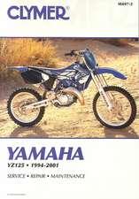 Yamaha Yz125 1994-2001
