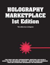 Holography Marketplace 1st Edition