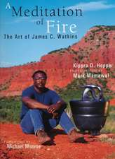A Meditation of Fire: The Art of James C. Watkins