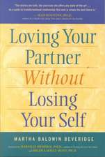 Loving Your Partner Without Losing Yourself