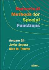 Numerical Methods for Special Functions