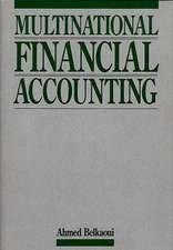 Multinational Financial Accounting