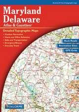 Map-MD/del Atlas & Gazetteer 4:  An Organizational Dilemma