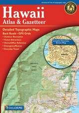 Hawaii Atlas & Gazetteer