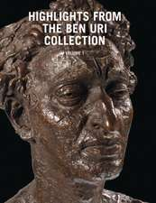 Highlights from the Ben Uri Collection