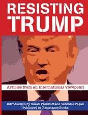 Resisting Trump
