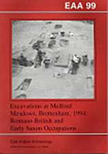 Excavations at Melford Meadows, Brettenham, 1994: Romano-British and Early Saxon Occupations