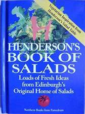 Henderson's Book of Salads