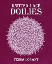 Knitted Lace Doilies:  138-9 Chri Plus
