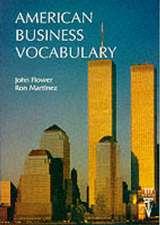 American Business Vocabulary