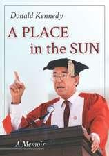 A Place in the Sun: A Memoir