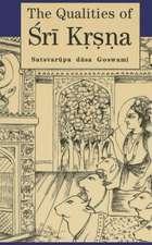 The Qualities of Sri Krsna:  Illustrated