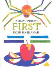 Sammy Spider's First Rosh Hashanah