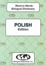 English-Polish & Polish-English Word-to-Word Dictionary