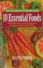 10 Essential Foods