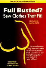 Alto, M: Full Busted? Sew Clothes That Fit!