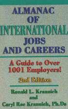 Almanac of International Jobs & Careers